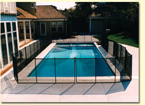 Pool Safety Fence By Sr Pools