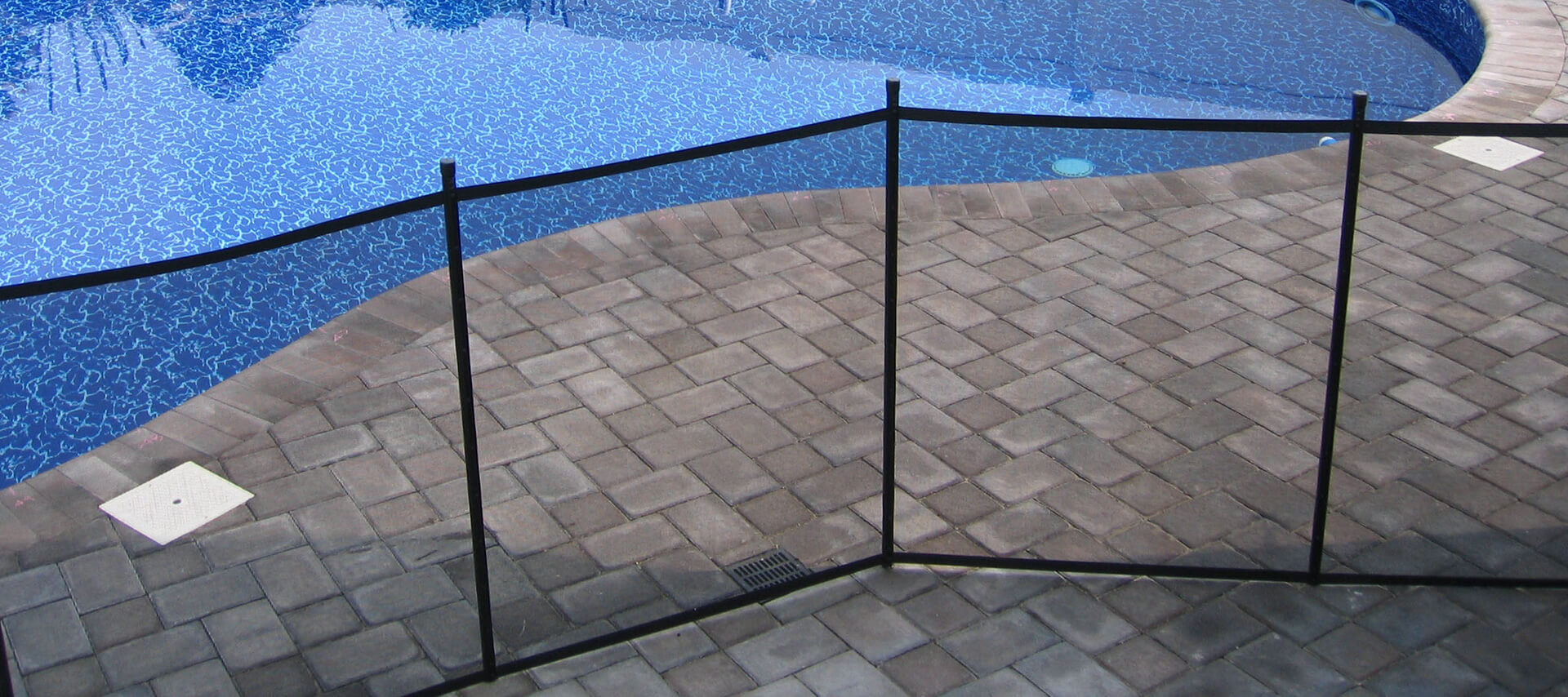 Child Safety Fence By S Amp R Pools Amp Spa Inc Pool Safety